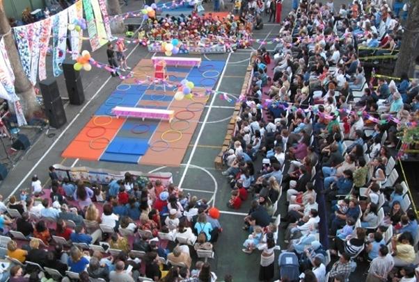 Que Circo cest cirque 2002